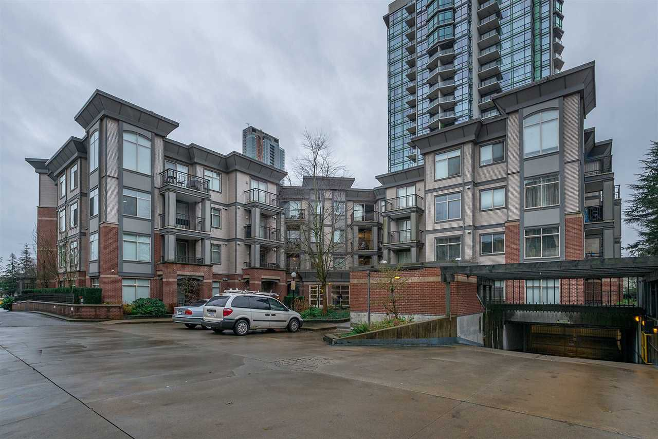 "Main Photo: 217 10455 UNIVERSITY Drive in Surrey: Whalley Condo for sale in ""D'COR"" (North Surrey)  : MLS®# R2234286"
