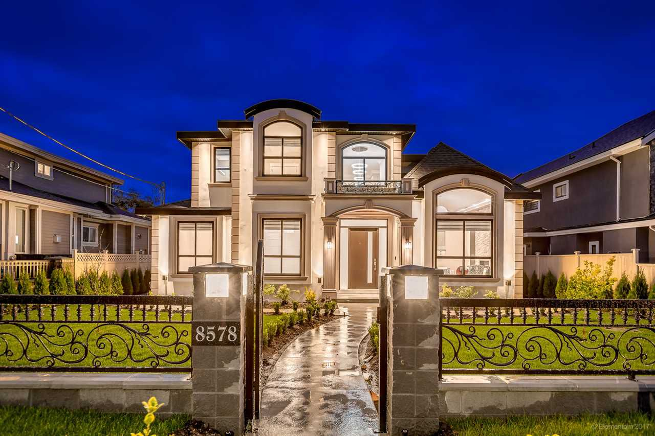 Main Photo: 8578 ARMSTRONG Avenue in Burnaby: The Crest House for sale (Burnaby East)  : MLS®# R2239722