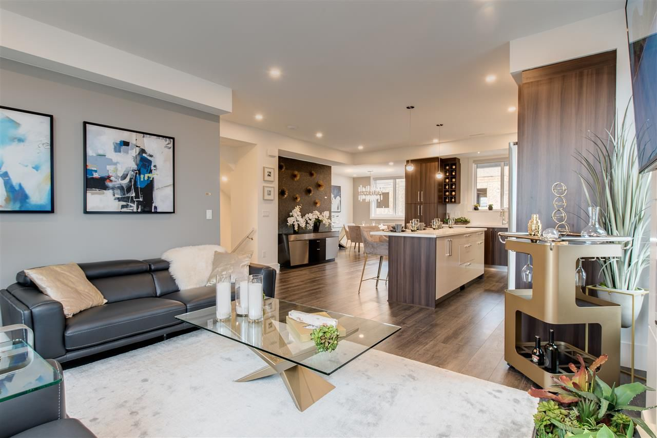 """Main Photo: 7 34825 DELAIR Road in Abbotsford: Abbotsford East Townhouse for sale in """"Breeze"""" : MLS®# R2251780"""