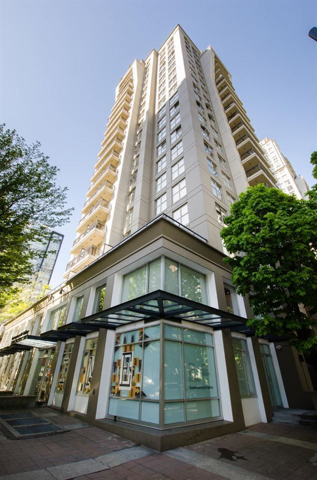"""Main Photo: 408 989 RICHARDS Street in Vancouver: Downtown VW Condo for sale in """"Mondrian 1"""" (Vancouver West)  : MLS®# R2267819"""