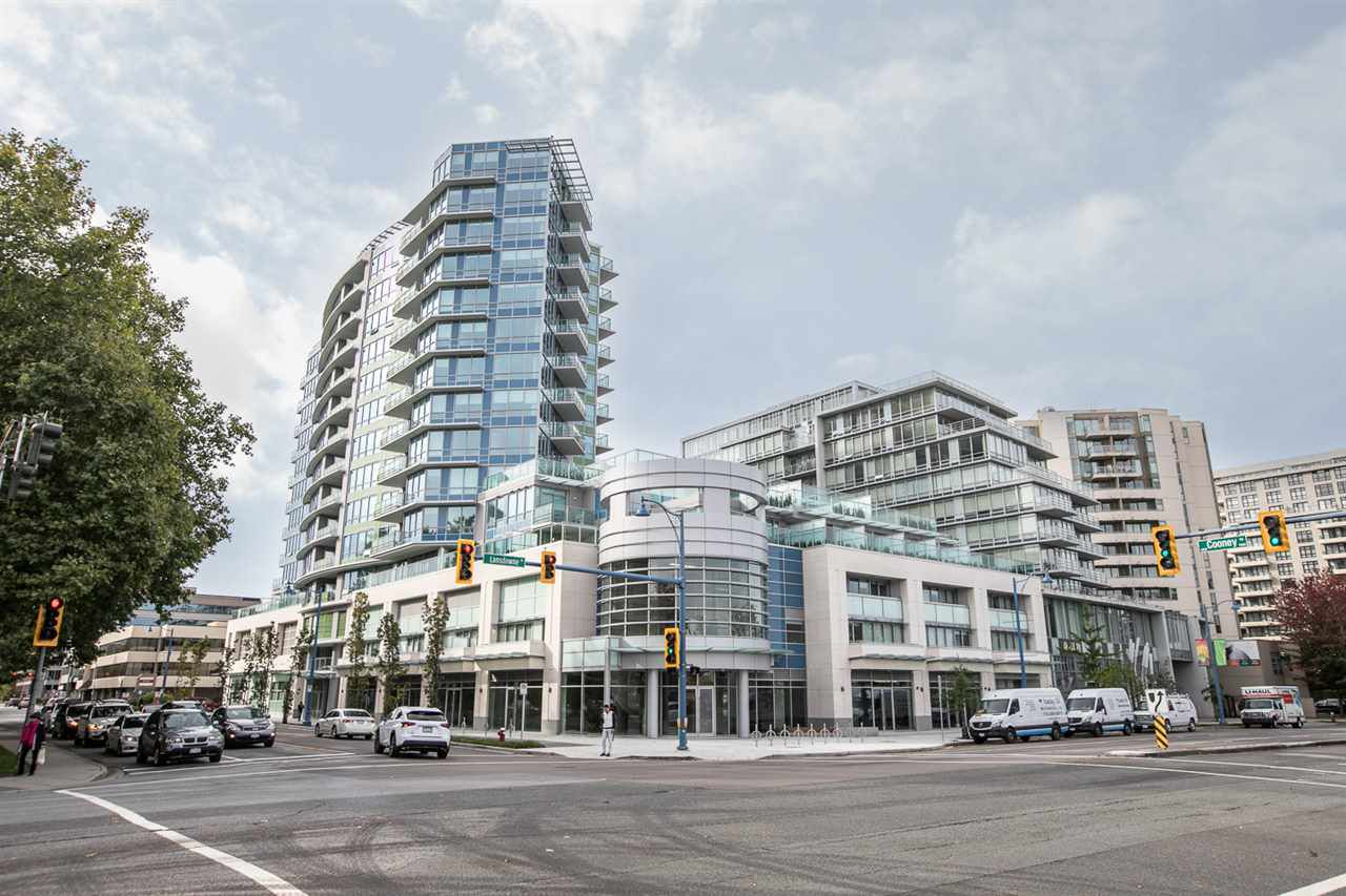 "Main Photo: 1108 5599 COONEY Road in Richmond: Brighouse Condo for sale in ""THE GRAND Living"" : MLS®# R2311797"