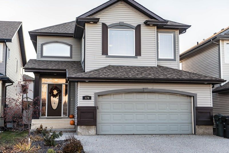 Main Photo: 579 SUNCREST Lane: Sherwood Park House for sale : MLS®# E4133598