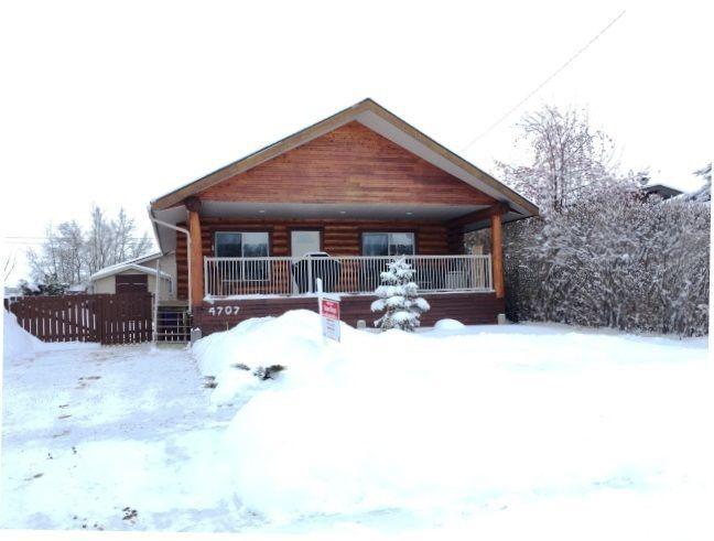 Main Photo: 4707 47 Avenue: Bruderheim House for sale : MLS®# E4135633