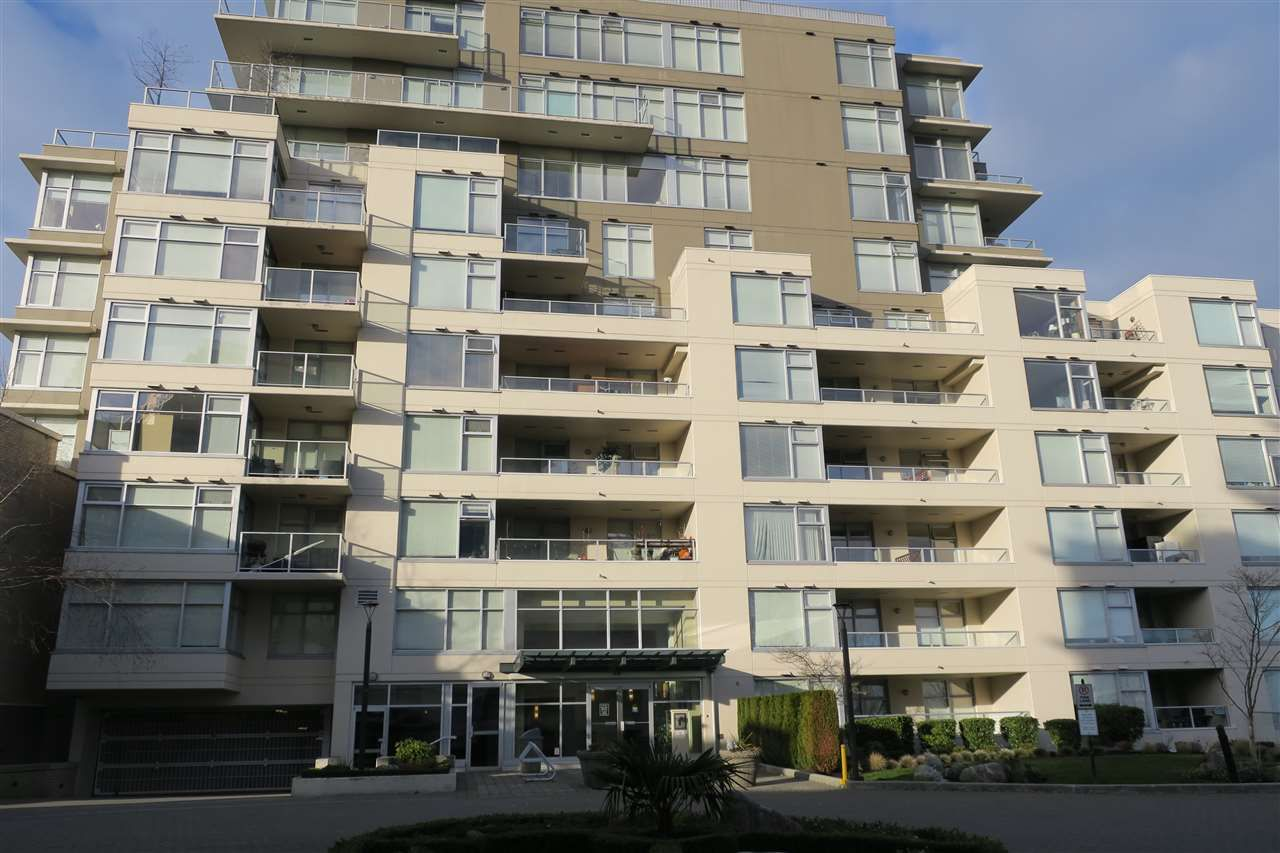 Main Photo: 107 9288 UNIVERSITY Crescent in Burnaby: Simon Fraser Univer. Condo for sale (Burnaby North)  : MLS®# R2332374