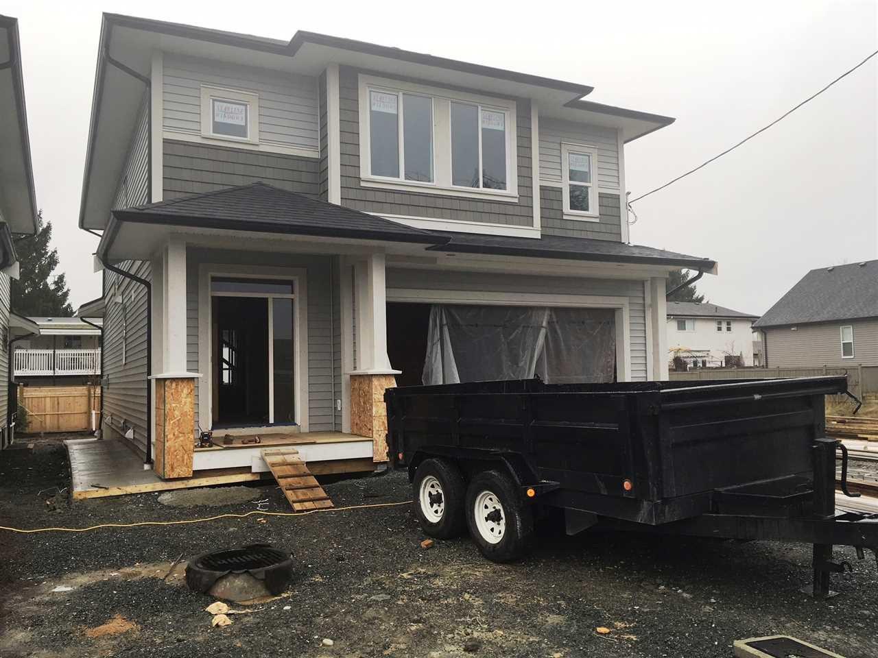 Main Photo: 6466 EVANS Road in Chilliwack: Sardis West Vedder Rd House for sale (Sardis)  : MLS®# R2334224