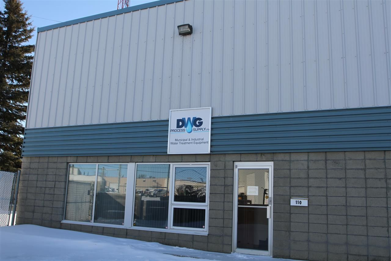 Main Photo: 110 44 Riel Drive: St. Albert Industrial for lease : MLS®# E4141399