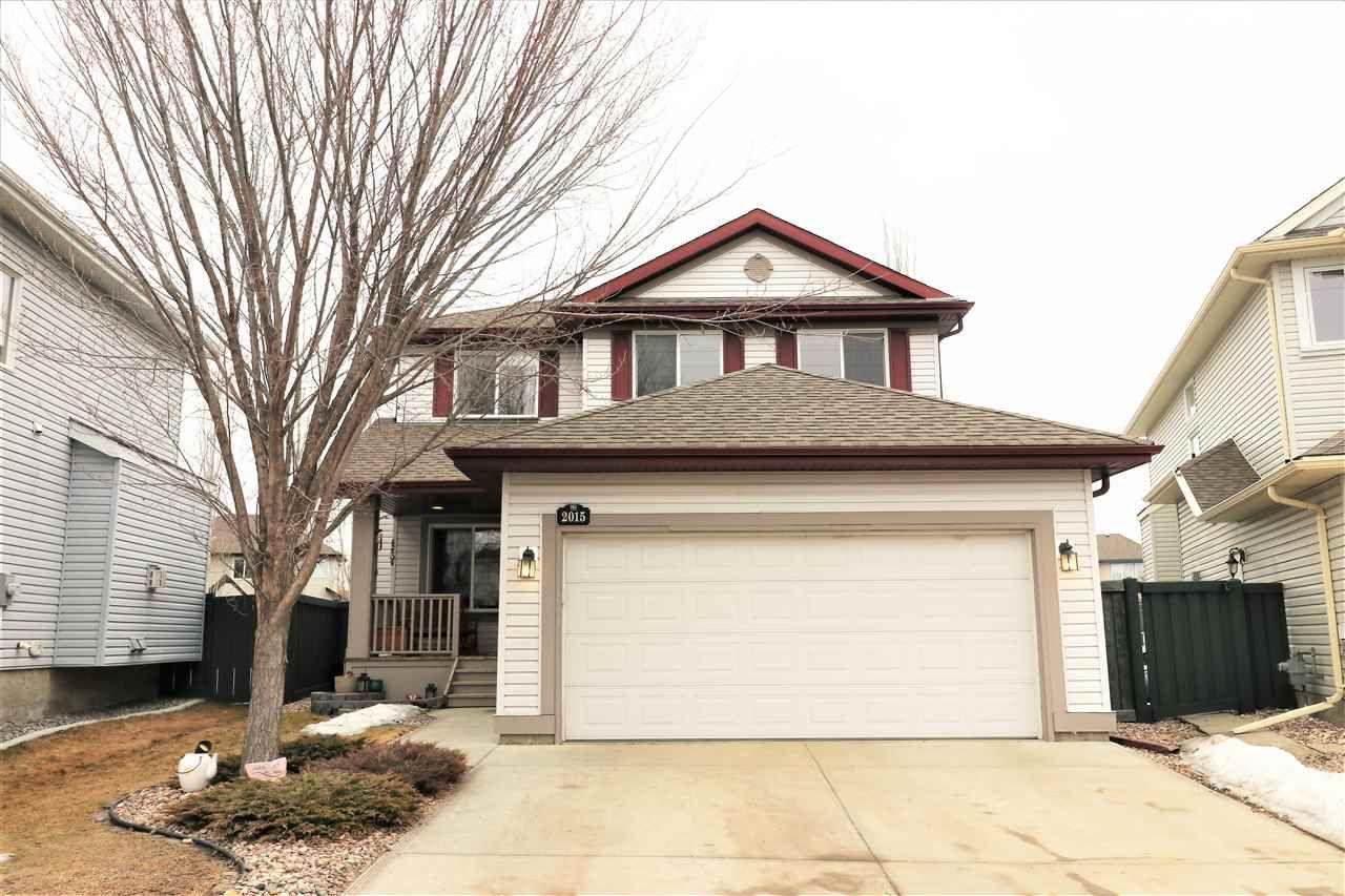Main Photo: 2015 124 Street in Edmonton: Zone 55 House for sale : MLS®# E4148678