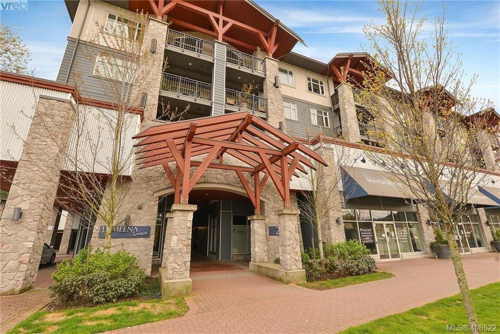 Main Photo: 316 2655 Sooke Road in VICTORIA: La Walfred Condo Apartment for sale (Langford)  : MLS®# 408522