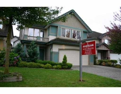Main Photo: 1026 PARANA DR in Port Coquiltam: Riverwood House for sale (Port Coquitlam)  : MLS®# V557698