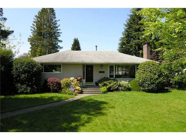 Main Photo: 2251 DUTHIE Avenue in Burnaby: Montecito House for sale (Burnaby North)  : MLS®# V889965