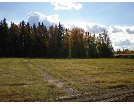 Main Photo: 29 TWP Rd 511 RR 265 in SPRUCE GROVE: High Gate Estates Rural Land/Vacant Lot for sale (Rural Parkland County)  : MLS®# E3376389