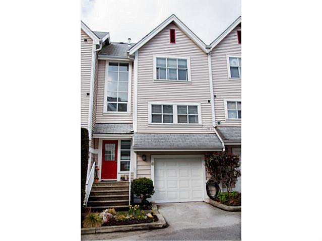 Main Photo: 43 2450 HAWTHORNE Avenue in Port Coquitlam: Central Pt Coquitlam Condo for sale : MLS®# V997312