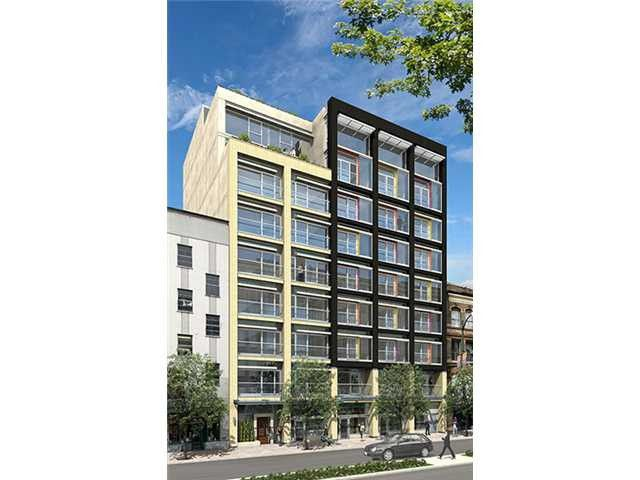 Main Photo: # 304 33 W PENDER ST in Vancouver: Downtown VW Condo for sale (Vancouver West)  : MLS®# V1016974