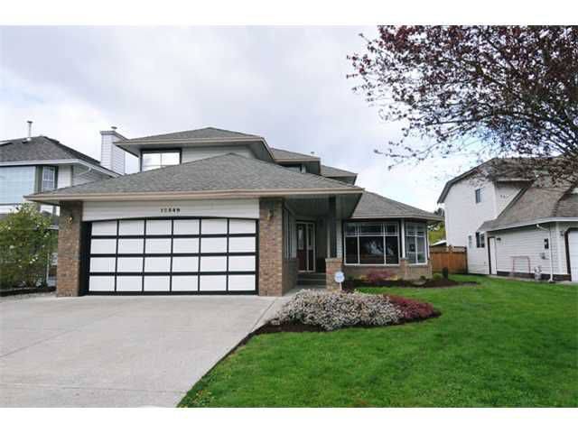 "Main Photo: 12549 220TH Street in Maple Ridge: West Central House for sale in ""DAVISON SUBDIVISION"" : MLS®# V1059619"