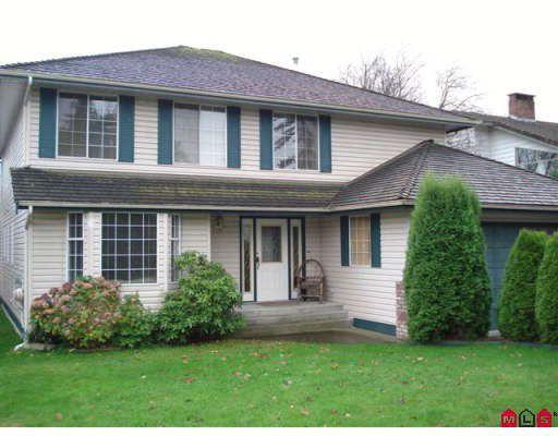 Main Photo: 18843 61A AV in : Cloverdale BC House for sale : MLS®# F1022311