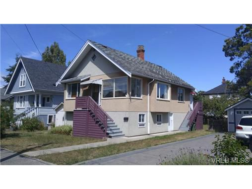 Main Photo: 2525 Vancouver Street in VICTORIA: Vi Central Park Single Family Detached for sale (Victoria)  : MLS®# 368354