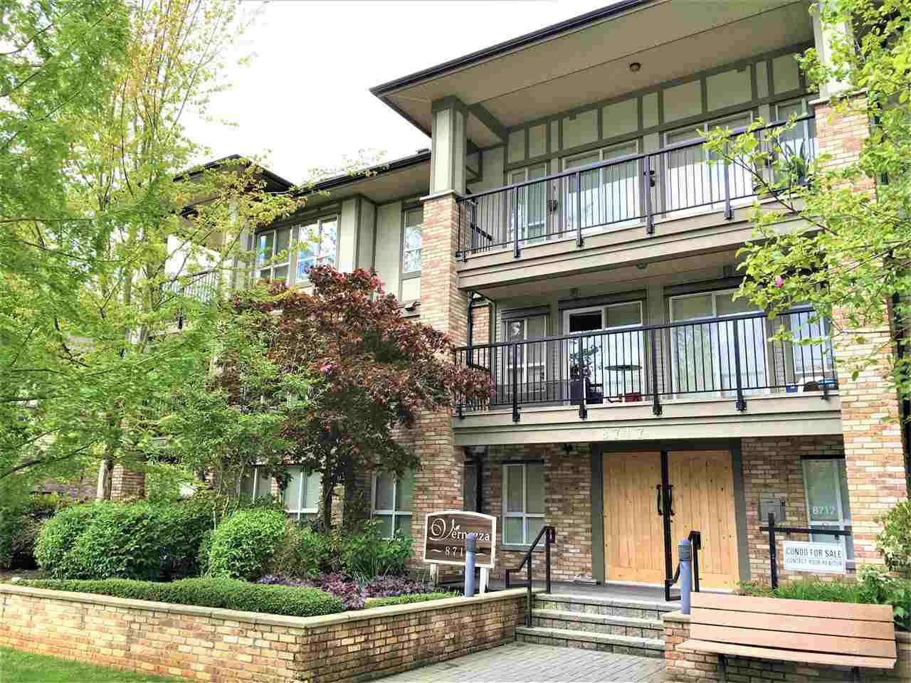 "Main Photo: 309 8717 160 Street in Surrey: Fleetwood Tynehead Condo for sale in ""VERNAZZA"" : MLS®# R2166580"