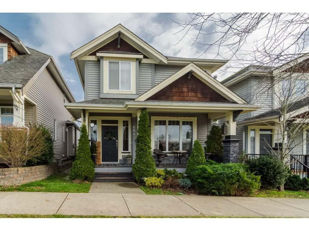 """Main Photo: 6642 193A Street in Surrey: Clayton House for sale in """"Parkside"""" (Cloverdale)  : MLS®# R2228048"""
