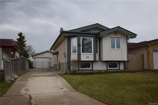 Main Photo: 59 Pinetree Crescent in Winnipeg: Riverbend Residential for sale (4E)  : MLS®# 1812740