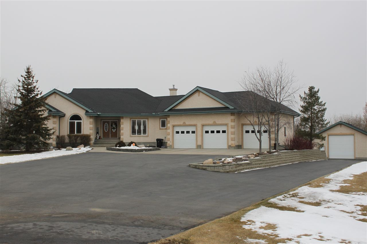 Main Photo: 133 53038 RR 225: Rural Strathcona County House for sale : MLS®# E4122851
