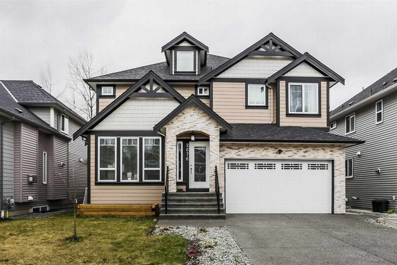 "Main Photo: 2676 CABOOSE Place in Abbotsford: Aberdeen House for sale in ""Station Hills"" : MLS®# R2300658"