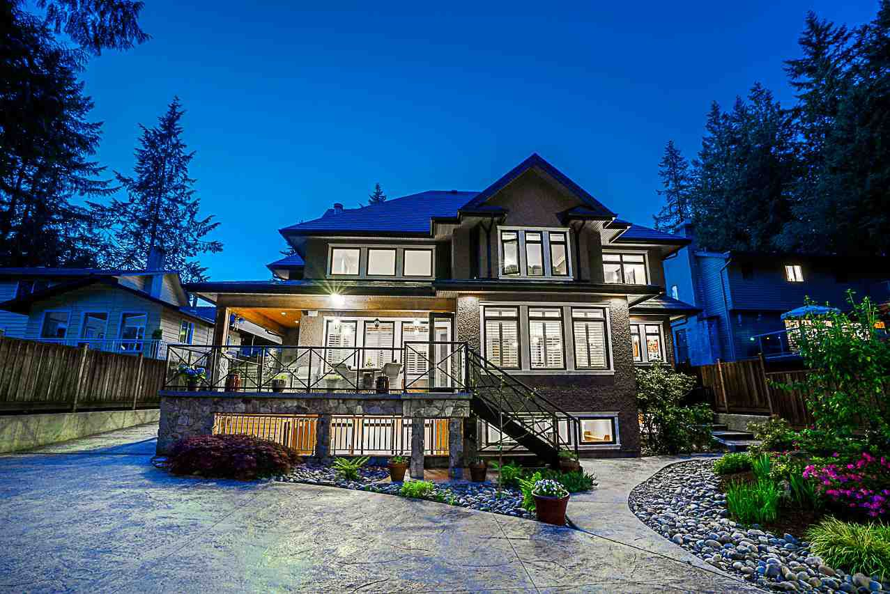 Photo 2: Photos: 2416 SHAWNA Way in Coquitlam: Central Coquitlam House for sale : MLS®# R2302956