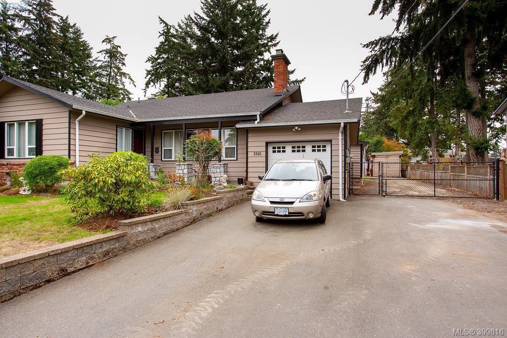 Main Photo: 3345 Roberlack Road in VICTORIA: Co Wishart South Single Family Detached for sale (Colwood)  : MLS®# 399816