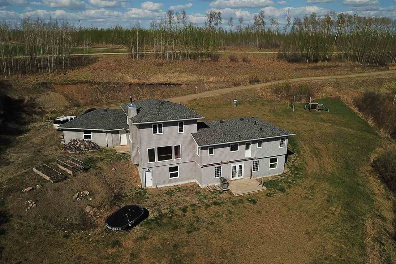 Main Photo: 272031 Twp 473A: Rural Wetaskiwin County House for sale : MLS®# E4134693