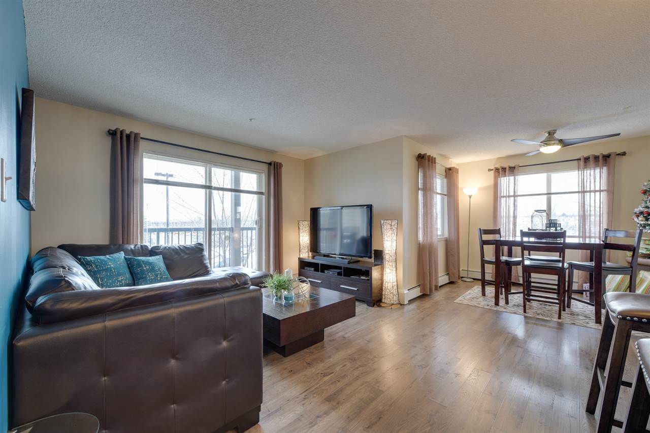 Bright, spacious layout with vinyl plank flooring.