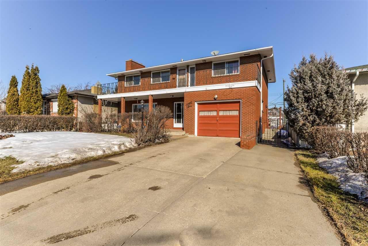 Main Photo: 13540 118 Avenue in Edmonton: Zone 04 House for sale : MLS®# E4148402