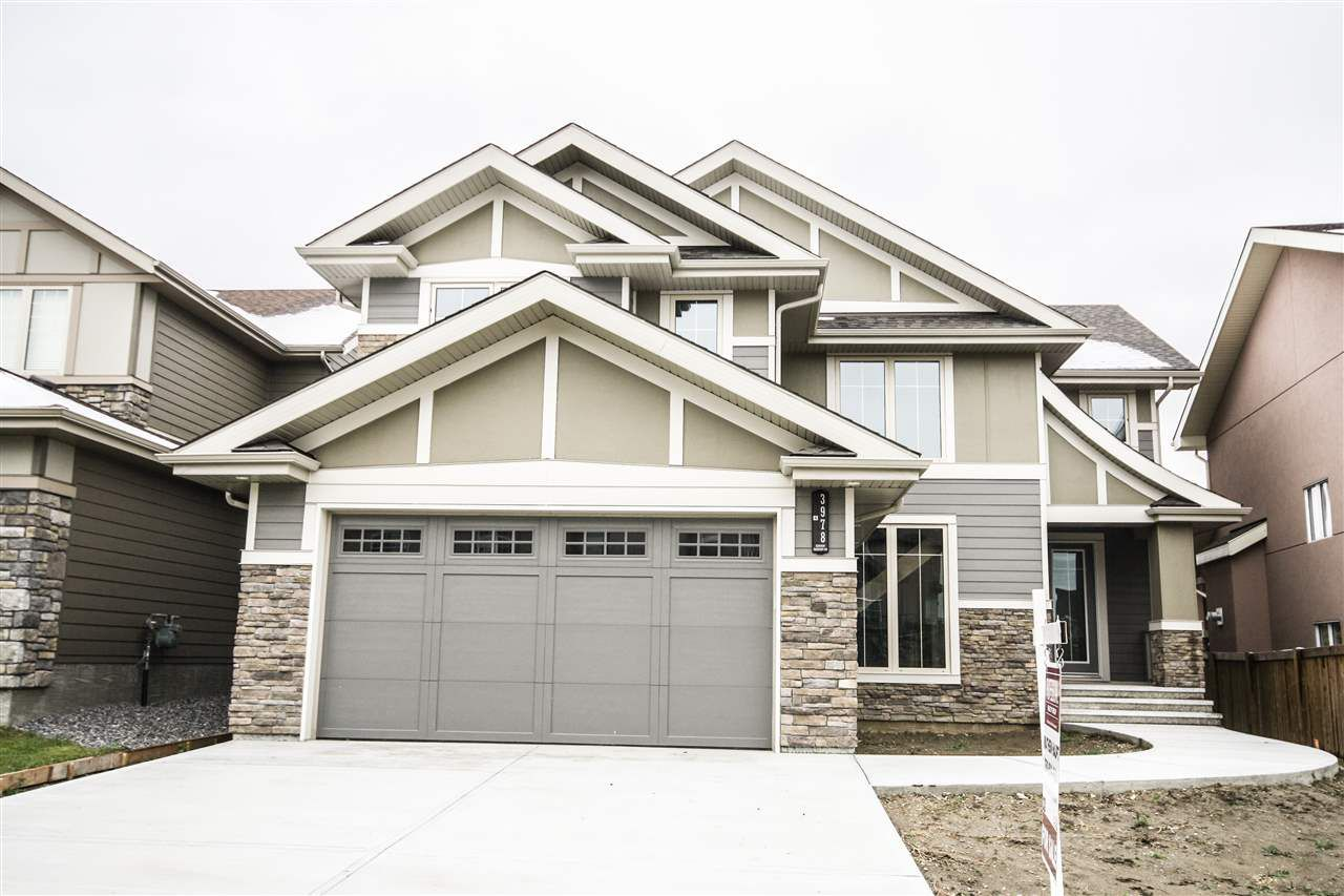 Main Photo: 3978 Kennedy Crescent in Edmonton: Zone 56 House for sale : MLS®# E4153534