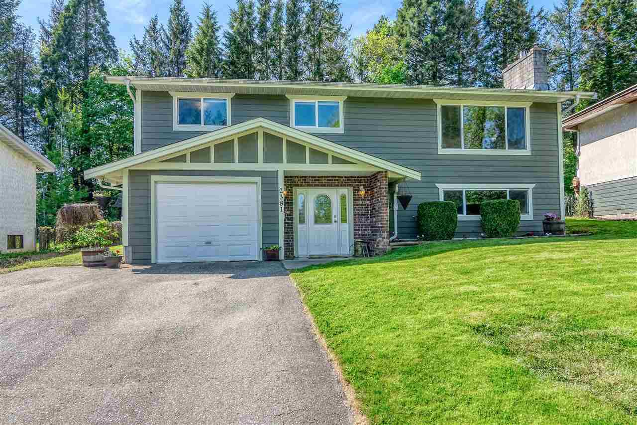 "Main Photo: 2381 MIDAS Street in Abbotsford: Abbotsford East House for sale in ""MCMILLAN AREA"" : MLS®# R2378138"