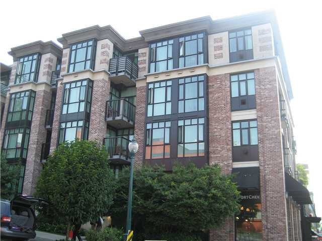 """Main Photo: 418 2515 ONTARIO Street in Vancouver: Mount Pleasant VW Condo for sale in """"ELEMENTS"""" (Vancouver West)  : MLS®# V921800"""