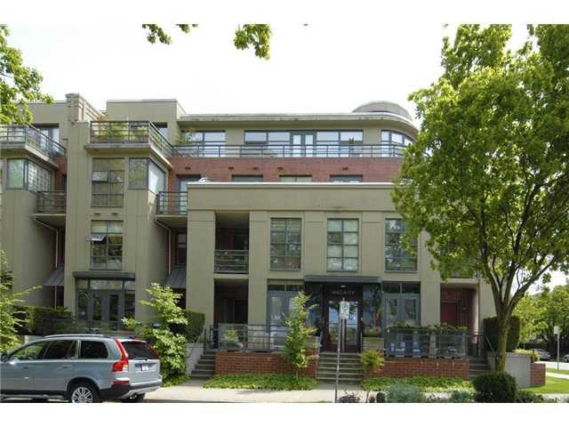 """Main Photo: # 303 2788 VINE ST in Vancouver: Kitsilano Condo for sale in """"MOZAIEK"""" (Vancouver West)  : MLS®# V950662"""