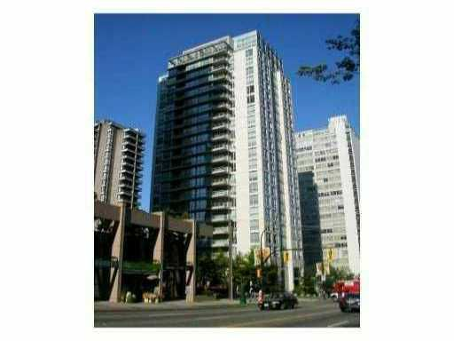 """Main Photo: 1103 1420 W GEORGIA Street in Vancouver: West End VW Condo for sale in """"THE GEORGE"""" (Vancouver West)  : MLS®# V1029381"""