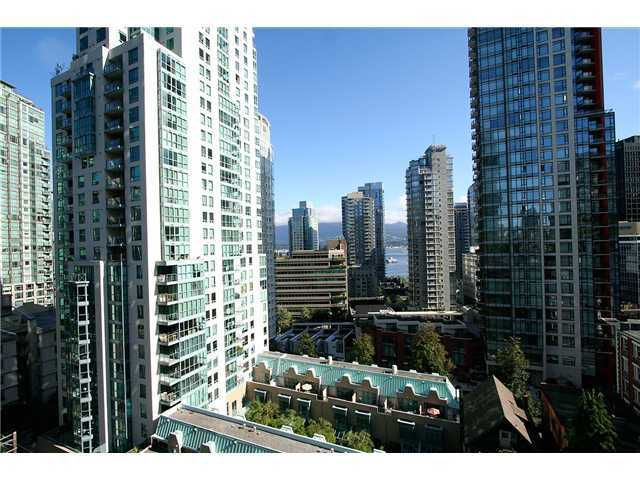 Main Photo: # 909 1239 W GEORGIA ST in Vancouver: Coal Harbour Condo for sale (Vancouver West)  : MLS®# V864847