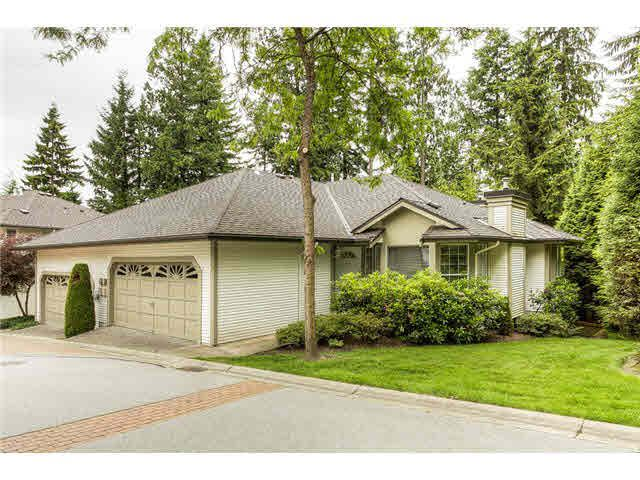 Main Photo: 69 101 PARKSIDE Drive in Port Moody: Heritage Mountain Townhouse for sale : MLS®# V1090670