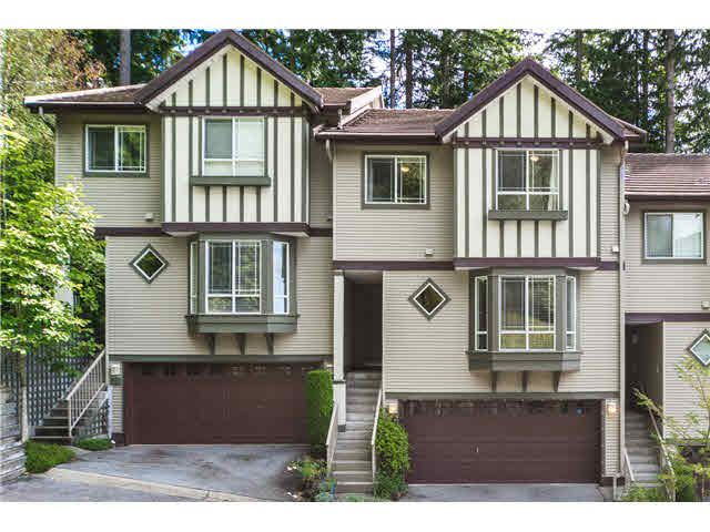 """Main Photo: 32 1486 JOHNSON Street in Coquitlam: Westwood Plateau Townhouse for sale in """"STONEY CREEK"""" : MLS®# V1143190"""