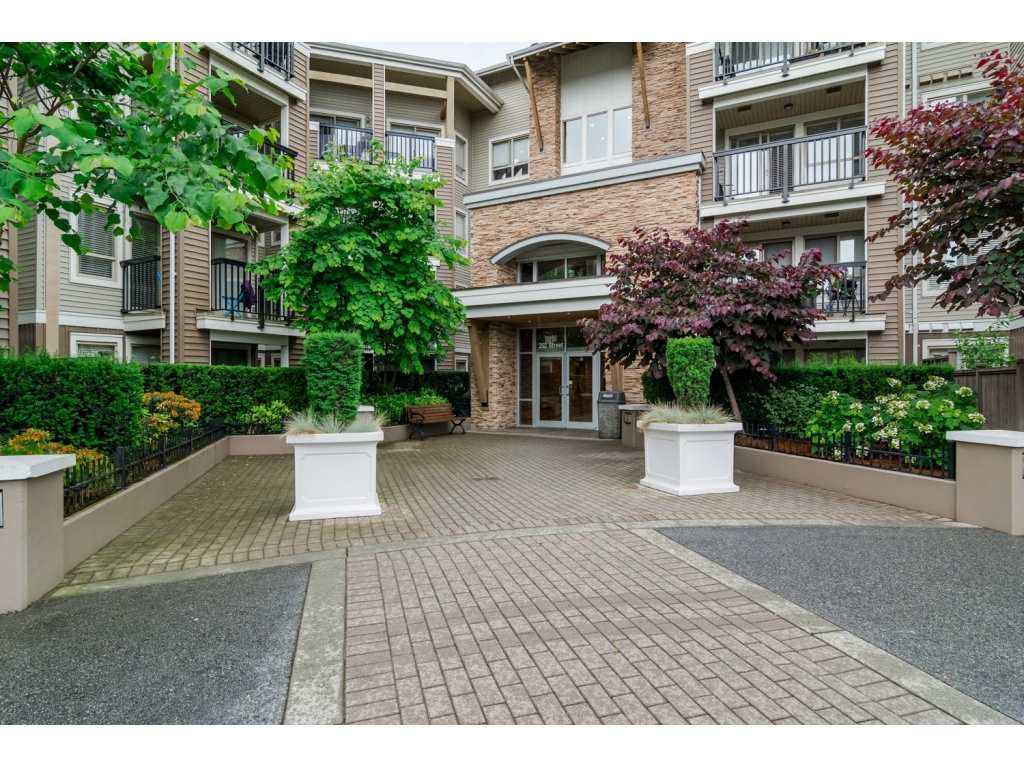 "Main Photo: 317 8915 202 Street in Langley: Walnut Grove Condo for sale in ""THE HAWTHORNE"" : MLS®# R2076780"