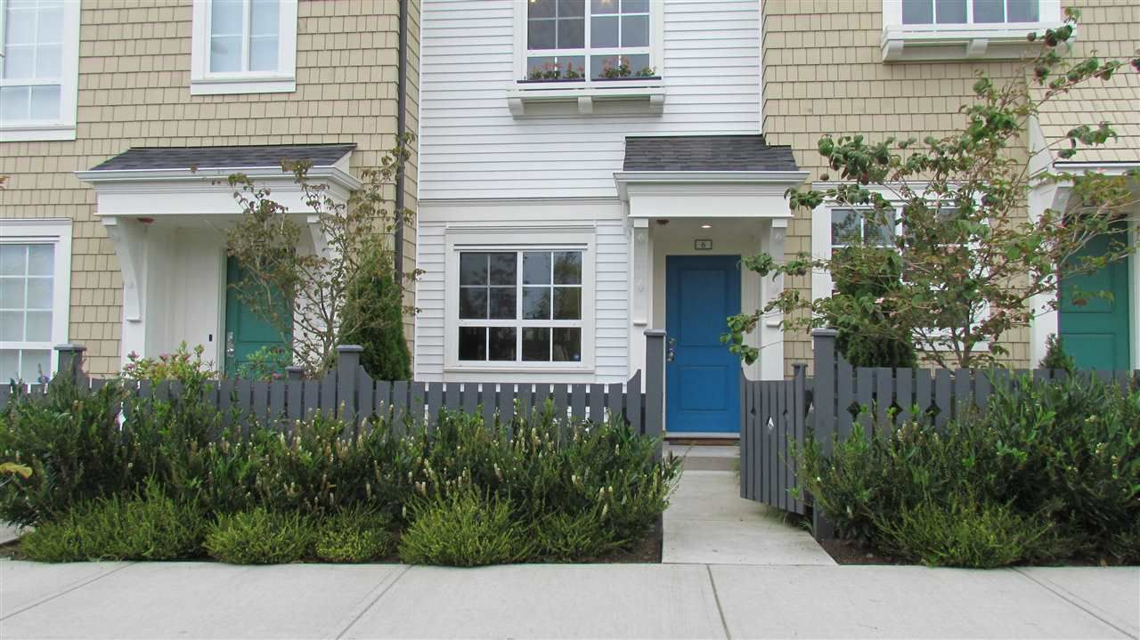 """Main Photo: 6 8438 207A Street in Langley: Willoughby Heights Townhouse for sale in """"YORK BY MOSAIC"""" : MLS®# R2109626"""