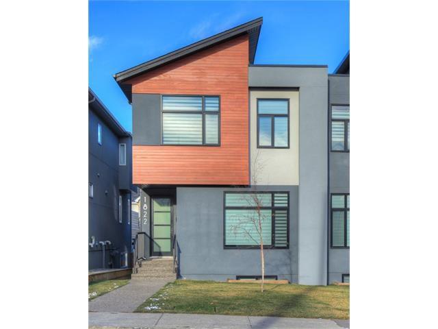 Main Photo: 1822 37 Avenue SW in Calgary: Altadore House for sale : MLS®# C4091425