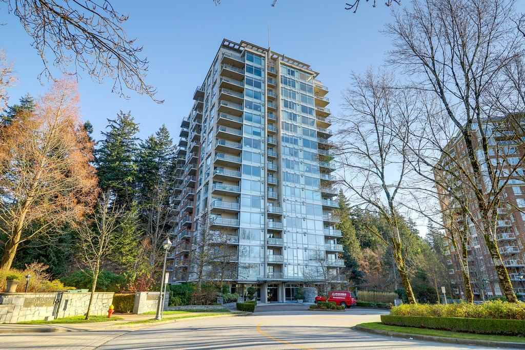 Main Photo: 1607 5639 HAMPTON Place in Vancouver: University VW Condo for sale (Vancouver West)  : MLS®# R2222721