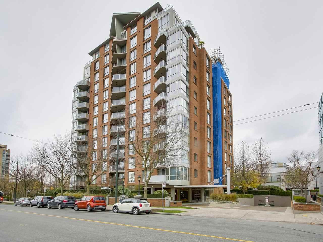 Main Photo: 408 1575 W 10TH AVENUE in Vancouver: Fairview VW Condo for sale (Vancouver West)  : MLS®# R2221749