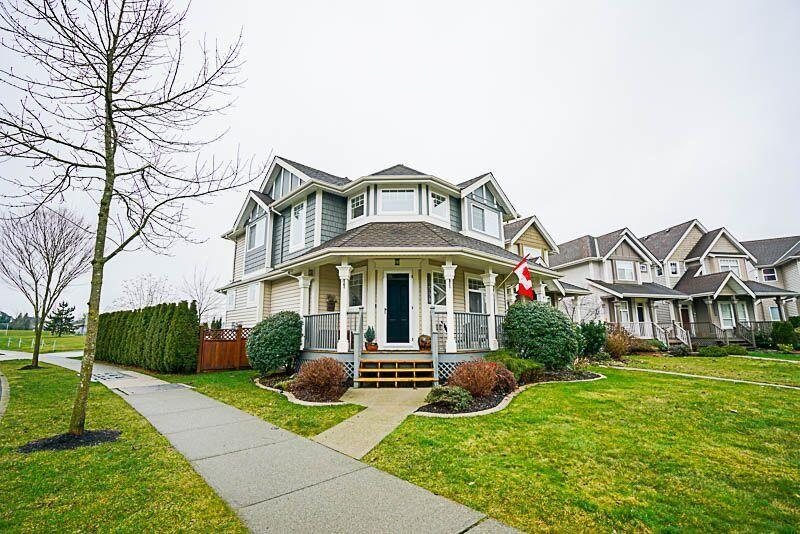 """Main Photo: 18598 66A Avenue in Surrey: Cloverdale BC House for sale in """"Clover Ridge"""" (Cloverdale)  : MLS®# R2237852"""