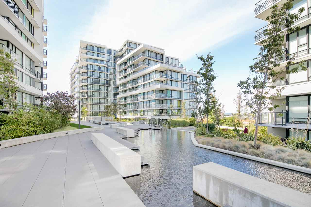 """Main Photo: 502 7988 ACKROYD Road in Richmond: Brighouse Condo for sale in """"QUINTET - TOWER A"""" : MLS®# R2243212"""