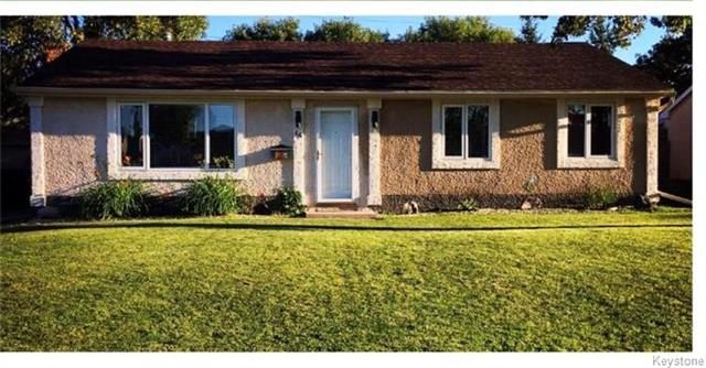 Main Photo: 66 Braintree Crescent in Winnipeg: Jameswood Residential for sale (5F)  : MLS®# 1806262