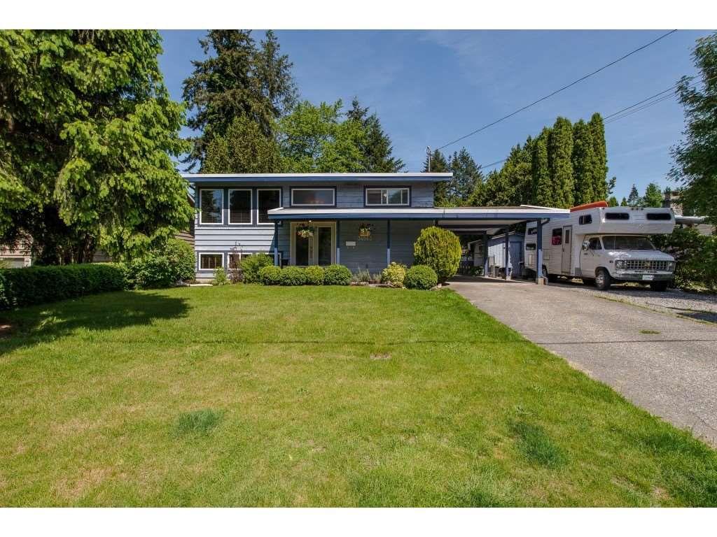 Main Photo: 34563 LABURNUM Avenue in Abbotsford: Abbotsford East House for sale : MLS®# R2268545