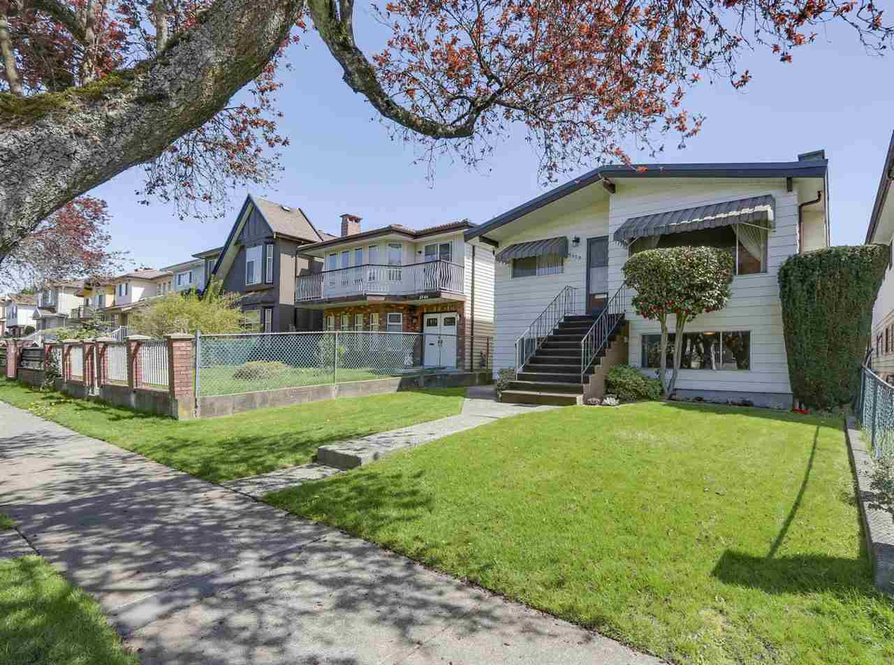 Main Photo: 5958 LANCASTER Street in Vancouver: Killarney VE House for sale (Vancouver East)  : MLS®# R2276338