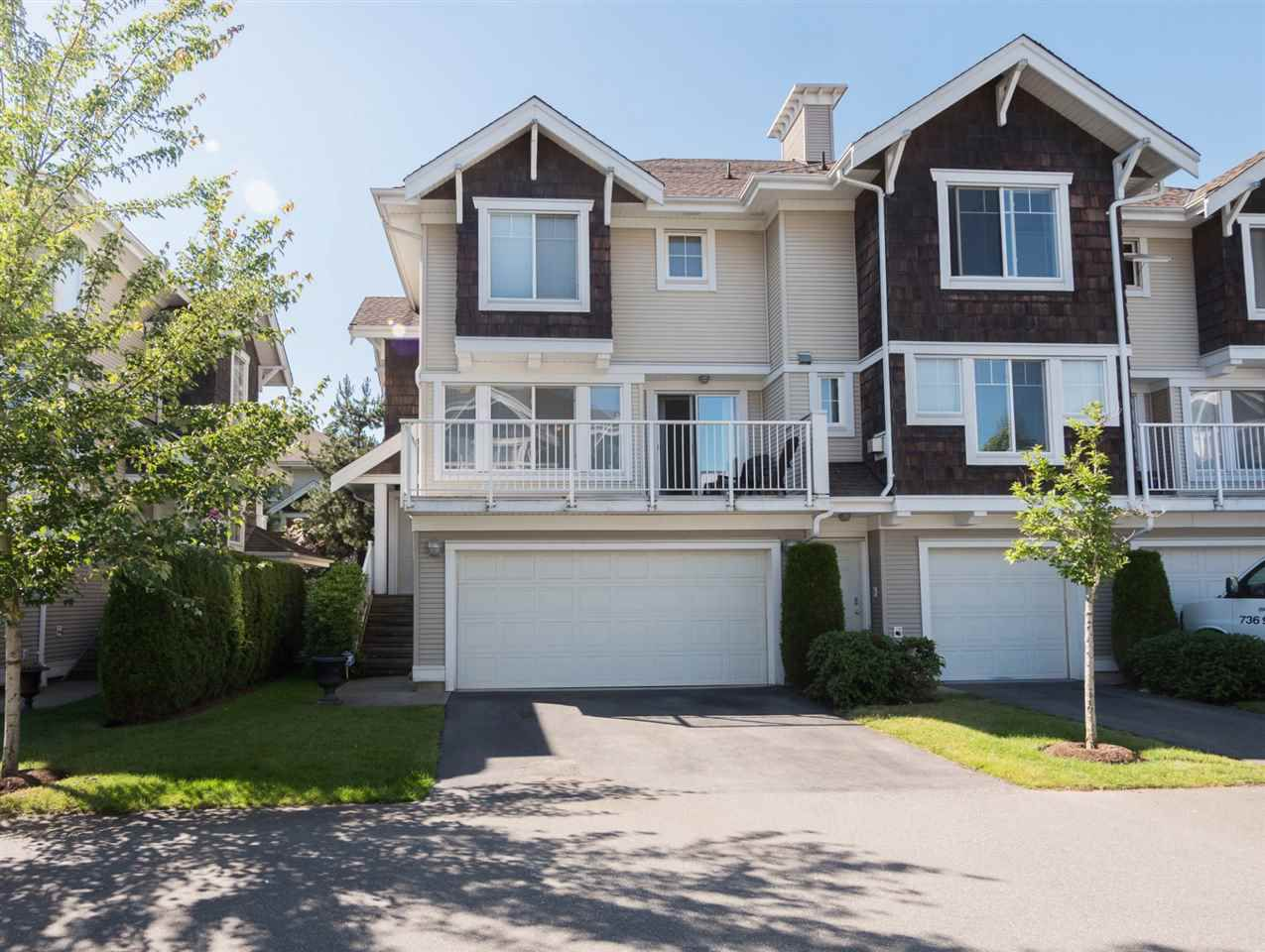 """Main Photo: 73 20760 DUNCAN Way in Langley: Langley City Townhouse for sale in """"WYNDHAM LANE II"""" : MLS®# R2278377"""