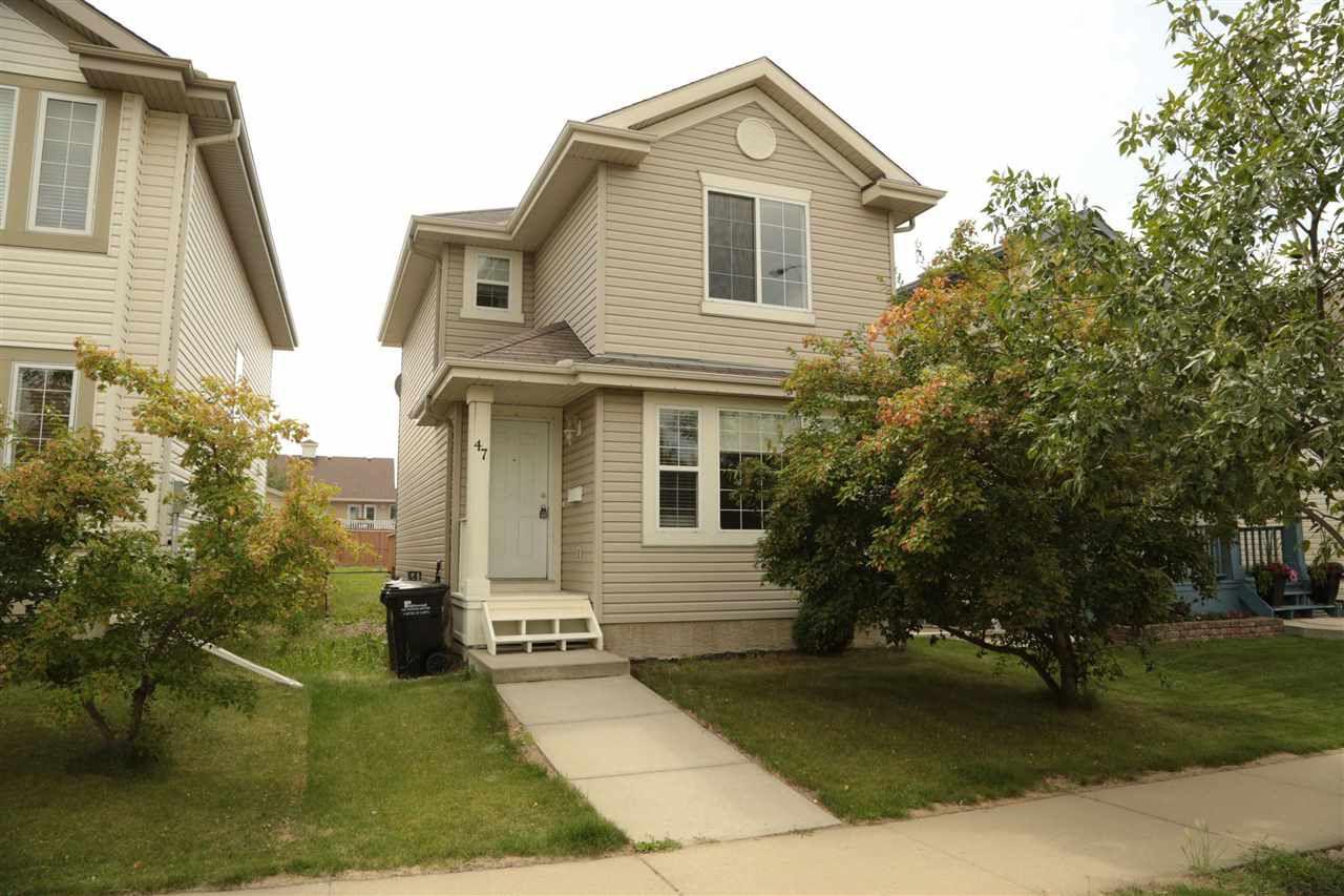 Main Photo: 47 BETHEL Drive: Sherwood Park House for sale : MLS®# E4125074